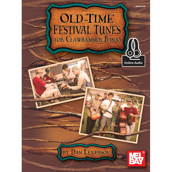 Old-Time Festival Tunes for Clawhammer Banjo