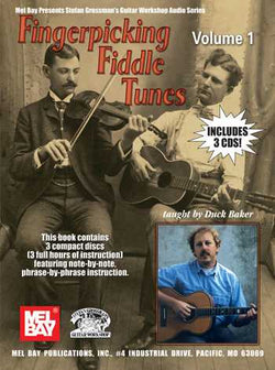 Fingerpicking Fiddle Tunes, Vol. 1