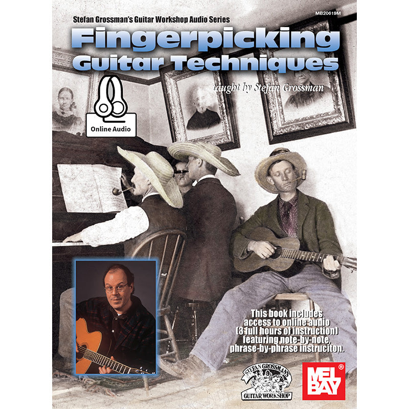 Fingerpicking Guitar Techniques