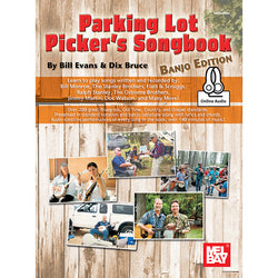 Tremendous Parking Lot Pickers Songbook Banjo Gmtry Best Dining Table And Chair Ideas Images Gmtryco