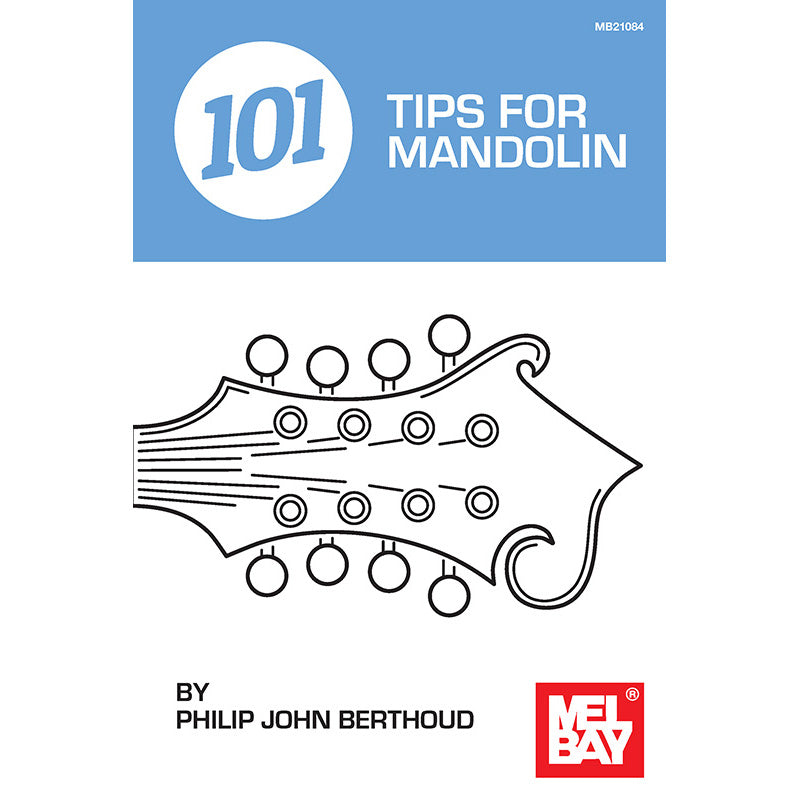 101 Tips for Mandolin