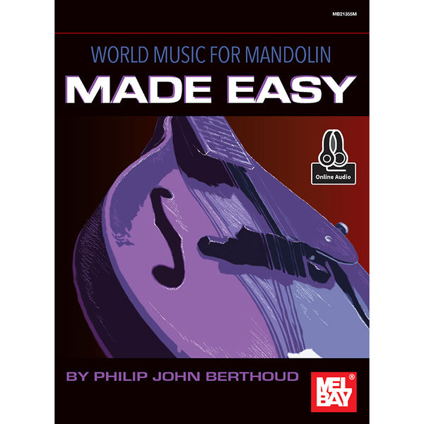 World Music for Mandolin Made Easy
