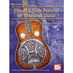 Chords & Scale Patterns for Resonator Guitar Chart