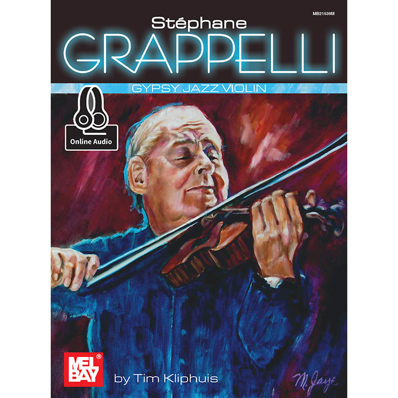 Stephane Grappelli - Gypsy Jazz Violin