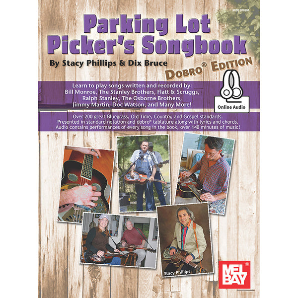 Parking Lot Picker's Songbook - Dobro Edition