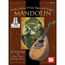 Northern Italian & Ticino Region Folk Songs for Mandolin