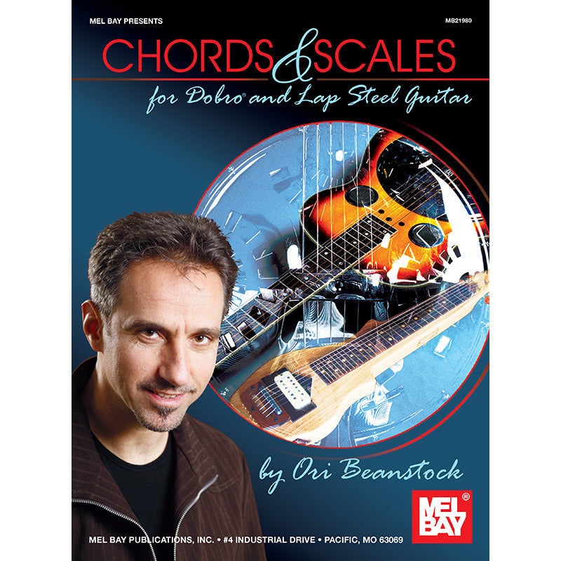 Chords & Scales for Dobro and Lap Steel Guitar