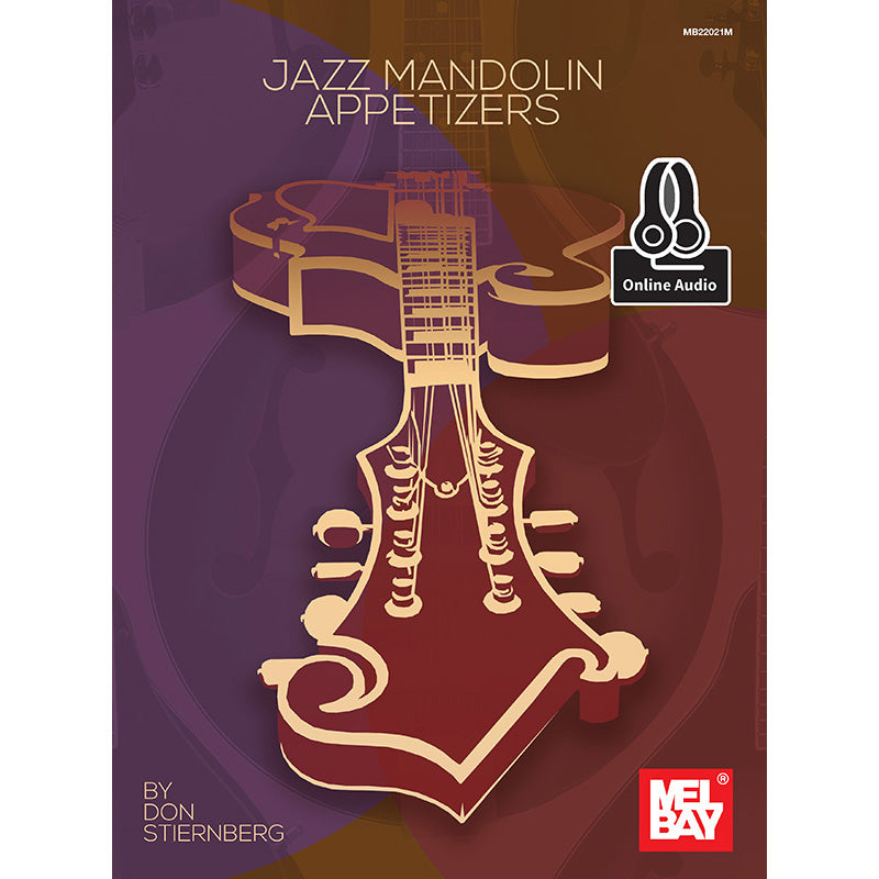 Jazz Mandolin Appetizers