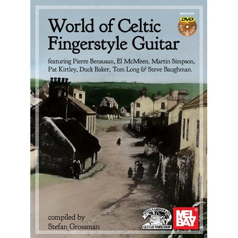 World of Celtic Fingerstyle Guitar