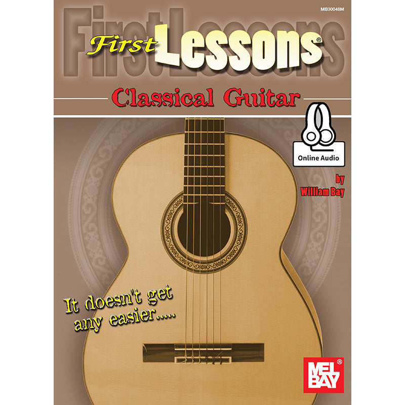 First Lessons Classical Guitar