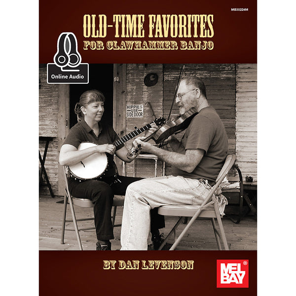 Old-Time Favorites for Clawhammer Banjo