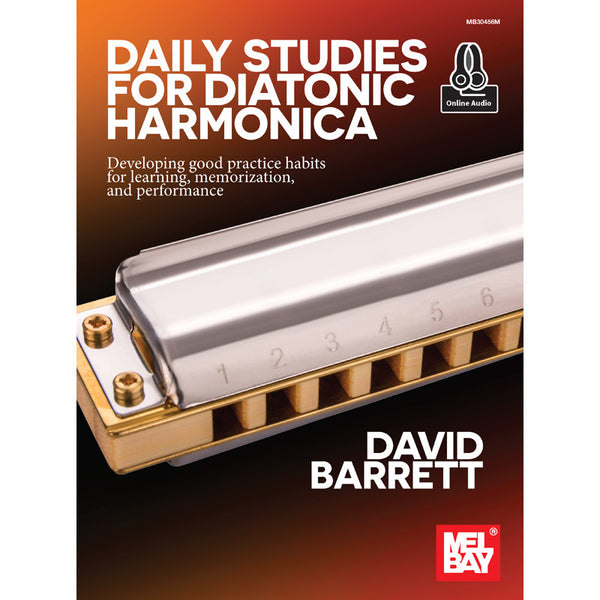 Daily Studies for Diatonic Harmonica