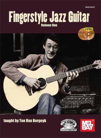 Fingerstyle Jazz Guitar, Volume 1