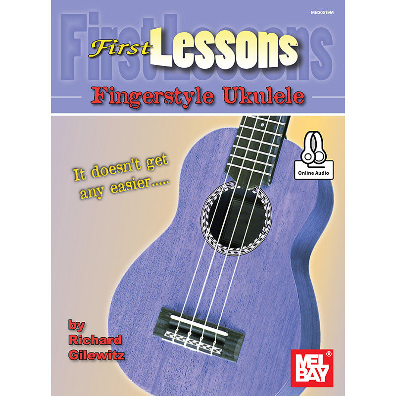First Lessons Fingerstyle Ukulele