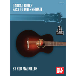 DADGAD Blues: Easy to Intermediate