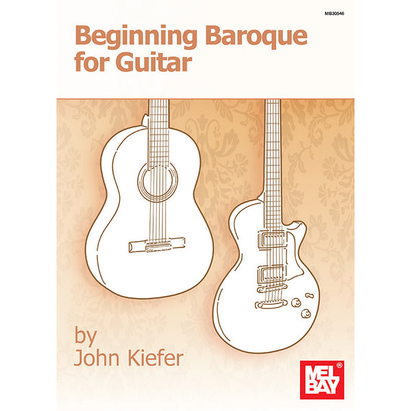 Beginning Baroque for Guitar