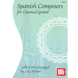 Spanish Composers for Classical Guitar