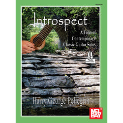 Introspect-A Folio of Contemporary Classic Guitar Solos