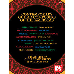 Contemporary Guitar Composers of the Americas