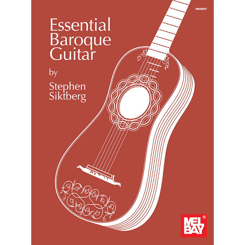 Essential Baroque Guitar