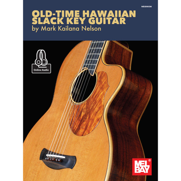 Old-Time Hawaiian Slack Key Guitar