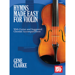 Hymns Made Easy for Violin