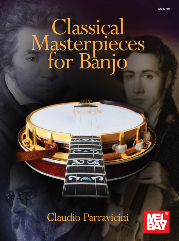Classical Masterpieces for Banjo