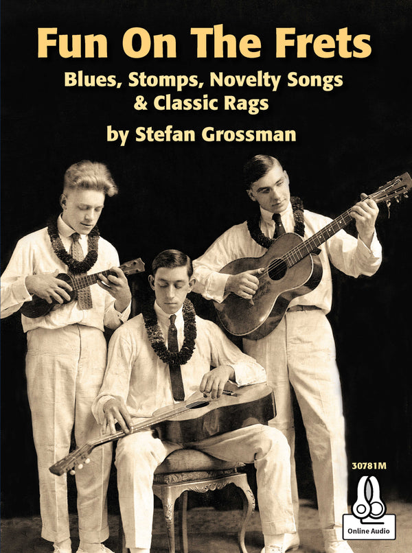 Fun On The Frets - Blues, Stomps, Novelty Songs & Classic Rags