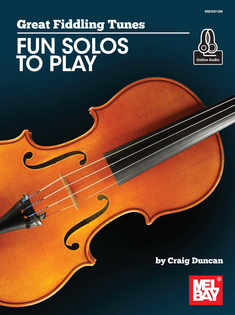 Great Fiddling Tunes - Fun Solos to Play