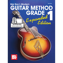 MB Modern Guitar Method Grade 1 - Expanded