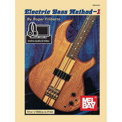 MB Electric Bass Method, Vol. 1