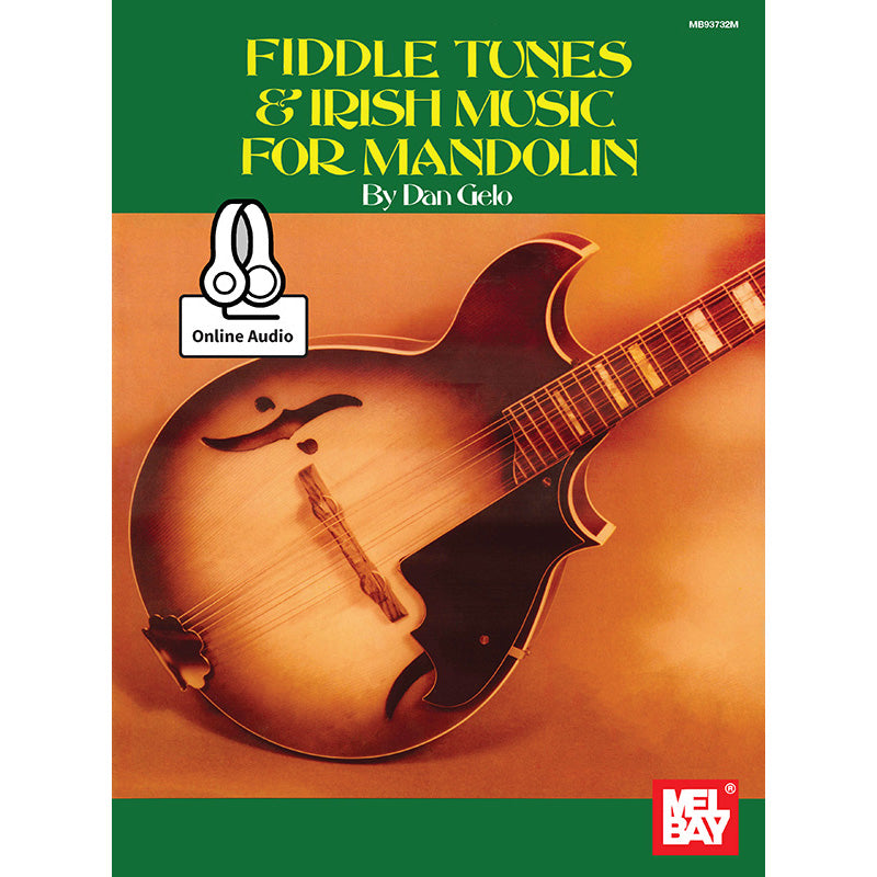 MB Fiddle Tunes and Irish Music for Mandolin