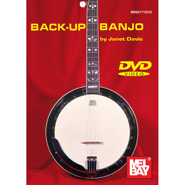 DVD - Back-Up Banjo