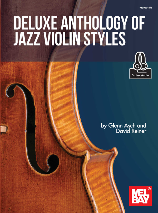 Deluxe Anthology of Jazz Violin Styles