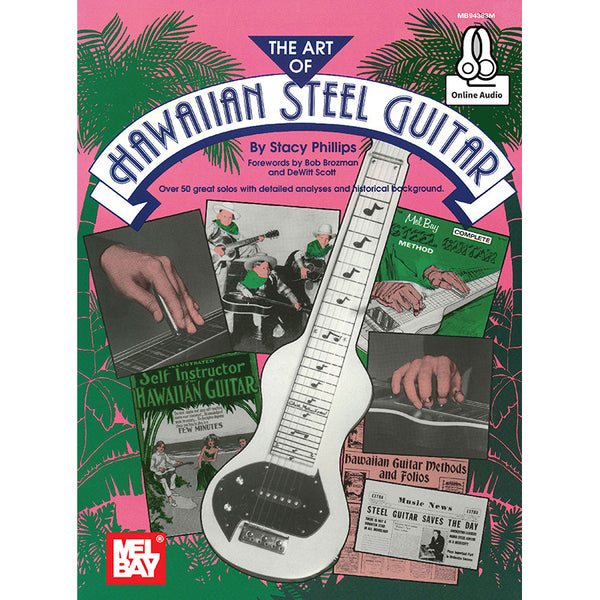 Art of Hawaiian Steel Guitar