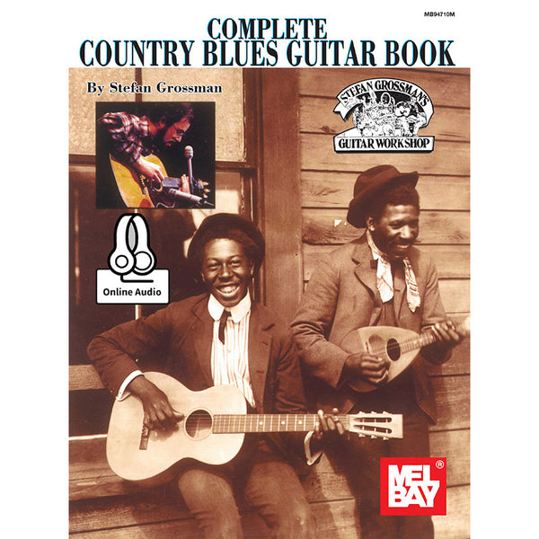Complete Country Blues Guitar Book