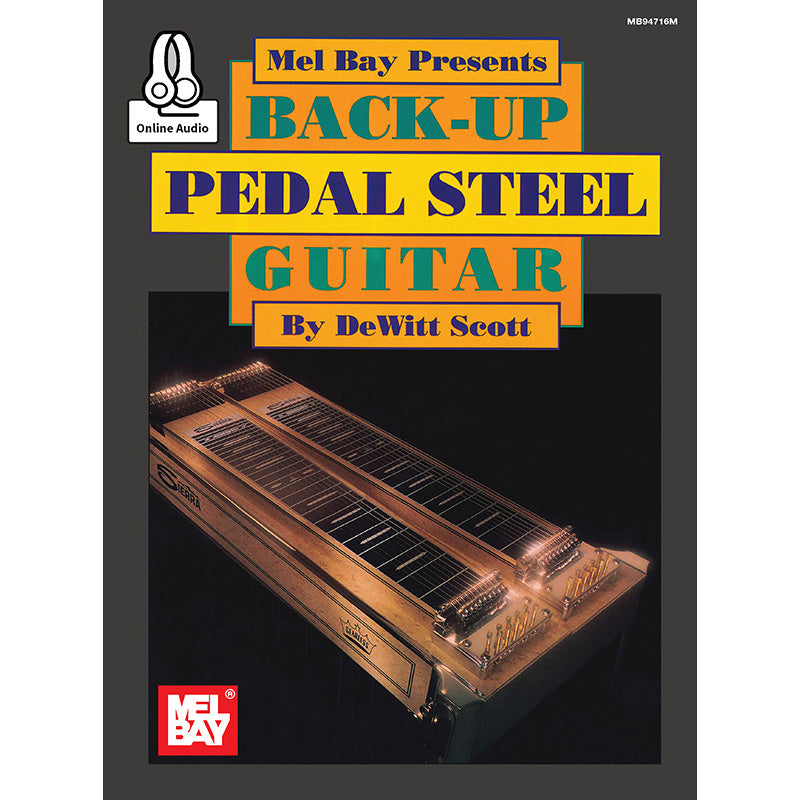 Back-Up Pedal Steel Guitar