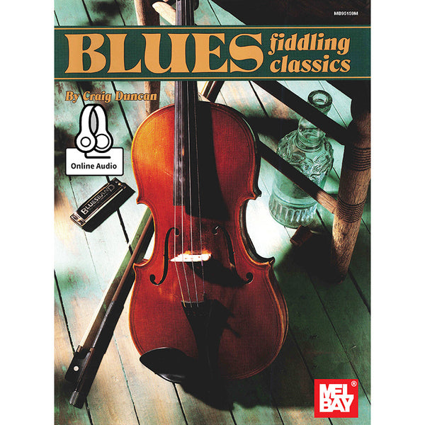 Blues Fiddling Classics