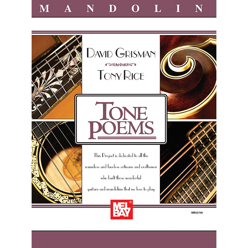 Grisman & Rice - Tone Poems: Mandolin