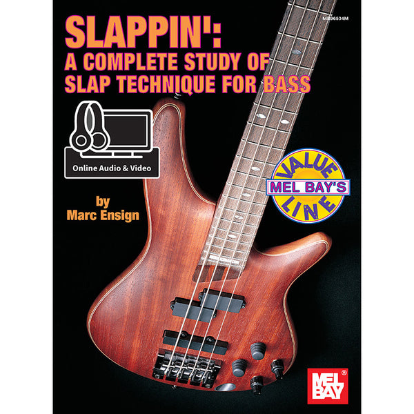 Slappin': A Complete Study of Slap Technique for Bass