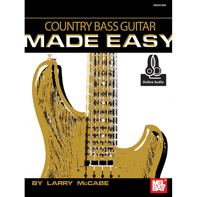 Country Bass Guitar Made Easy