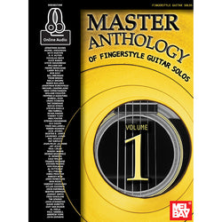 Master Anthology of Fingerstyle Guitar Solos, Vol. 1