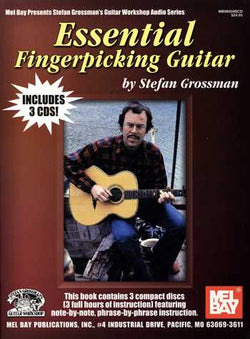 Essential Fingerpicking Guitar
