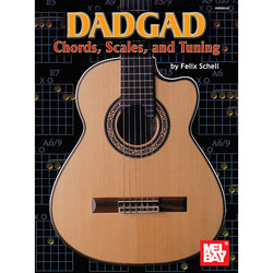 DADGAD Chords, Scales, and Tuning