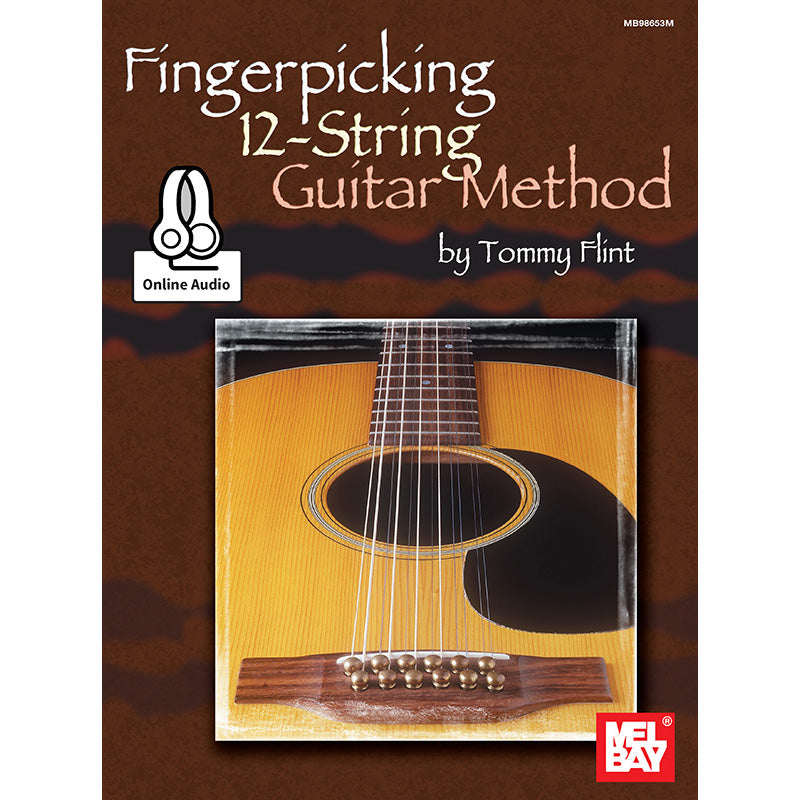 Fingerpicking 12-String Guitar Method