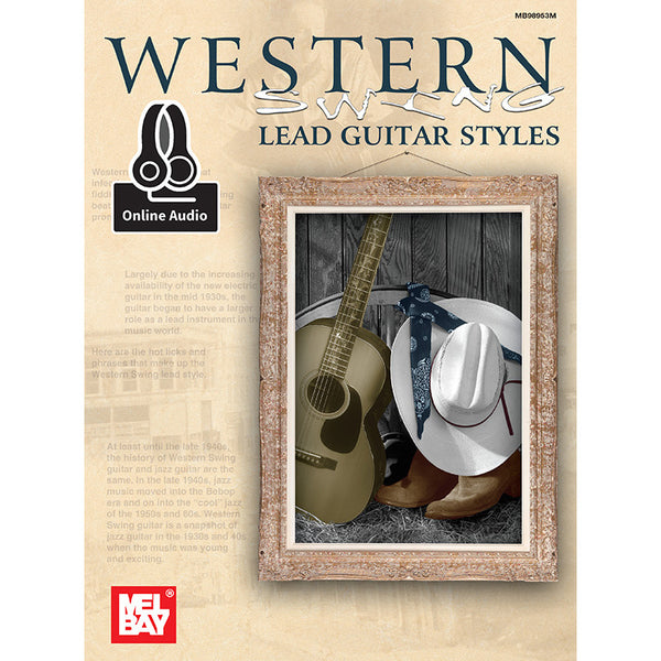 Western Swing Lead Guitar Styles