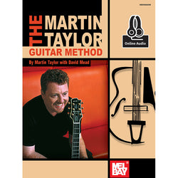 The Martin Taylor Guitar Method Book