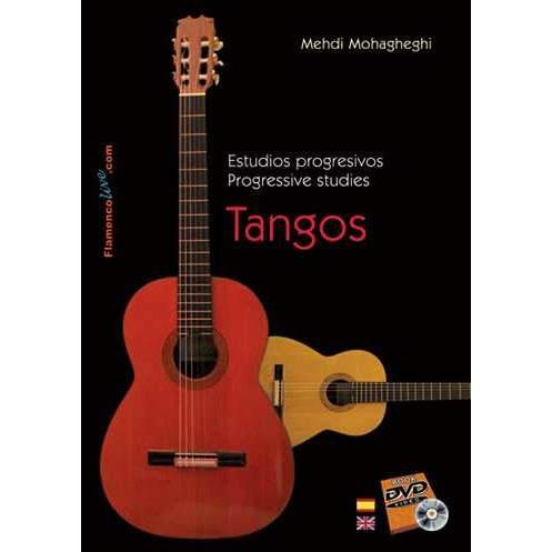 DVD - Tangos - Progressive Studies