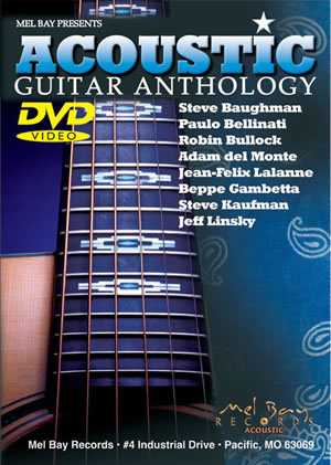 DOWNLOAD ONLY - Acoustic Guitar Anthology