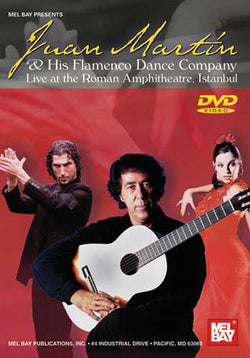 DVD - Juan Martin & His Flamenco Dance Company